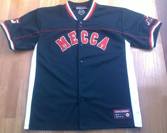 Mecca Jersey Vintage Mecca Tank Top Vintage 90/'s Mecca All City Activewear Jersey Size XL