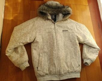 STARTER Pittsburgh Steelers jacket vintage NFL Pro Line coat  f42eec6cb