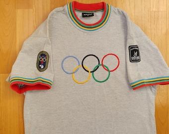dbd1615658ef Adidas Vintage 1956 Summer Olympics Melbourne t-shirt