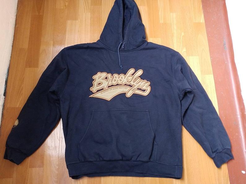 SOHK hoodie vintage School Of Hard Knocks Brooklyn  40d09db03710