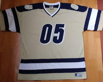 ZS Sports jersey, vintage lowrider shirt, t-shirt of 90s hip-hop, 1990s hip hop, OG, gangsta rap, Fubu rap, size XL Made in Korea