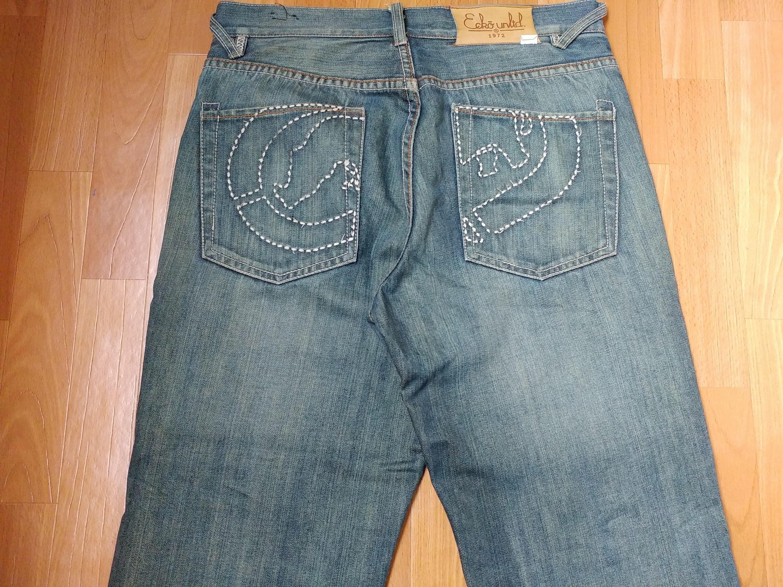 Ecko Unltd jeans vintage baggy jeans 90s hip-hop clothing ...