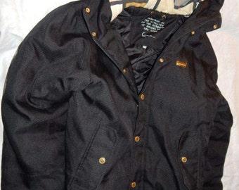 KARL KANI jacket, vintage Kani windbreaker, 90s hip-hop clothing, 1990s hip hop shirt, og, gangsta rap, sewn, size M Medium RARE