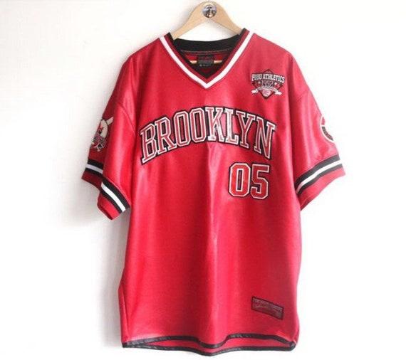 FUBU jersey Brooklyn t-shirt vintage New York shirt City   Etsy