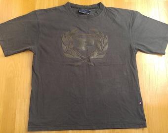 PHAT FARM jersey, vintage black 90s hip-hop clothing, 1990s hip hop shirt, og, gangsta rap, size L Large