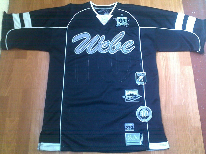 3d85e4c1a Webe One t-shirt vintage lowrider jersey vintage Los Angeles
