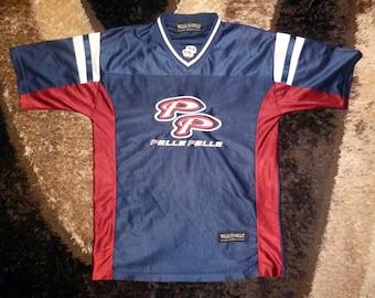 PELLE PELLE jersey, vintage Marc Buchanan t-shirt, 90s hip-hop clothing, 1990s hip hop shirt, OG, gangsta rap, size M Medium