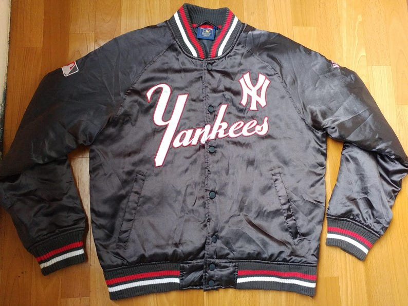 MLB Majestic New York Yankees jacket Cooperstown Collection  aebd7f029e6c