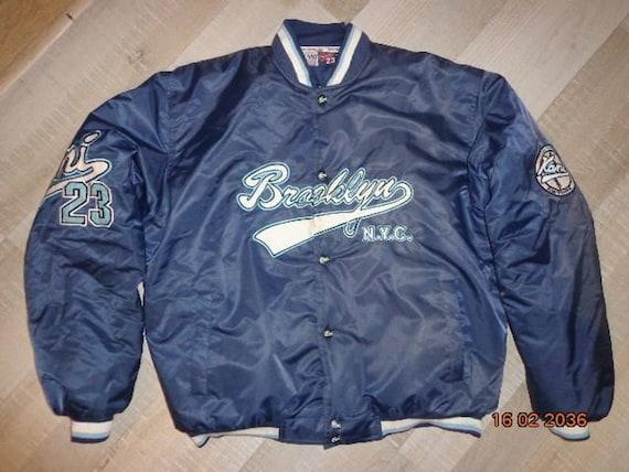 Karl Kani jacket, vintage blue hip hop jacket 2pac