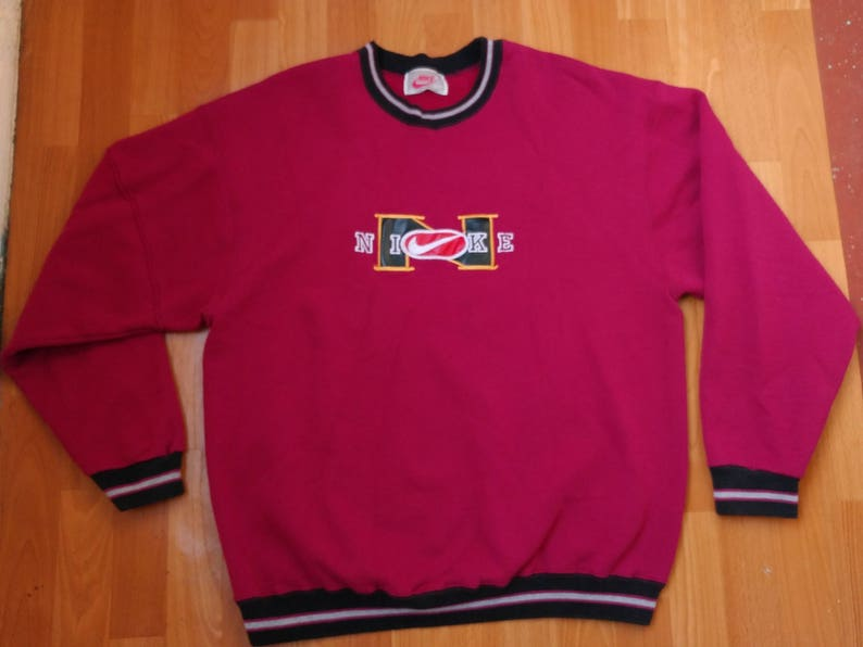 0e22efb515c NIKE sweatshirt vintage tracksuit jacket windbreaker old | Etsy