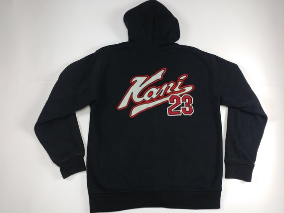 Karl Kani Hooded Sweater Black On size L