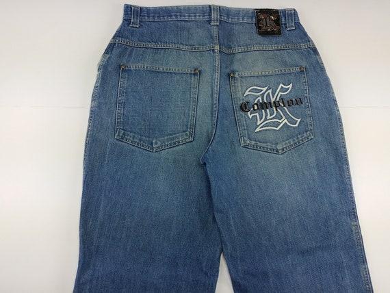 KARL KANI jeans, Compton LA vintage baggy Kani jea