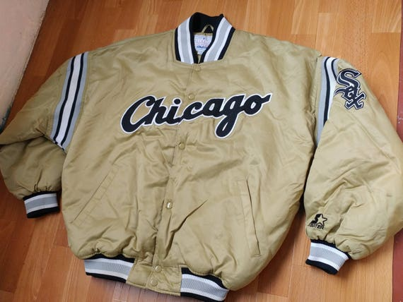 chicago white sox college jacke