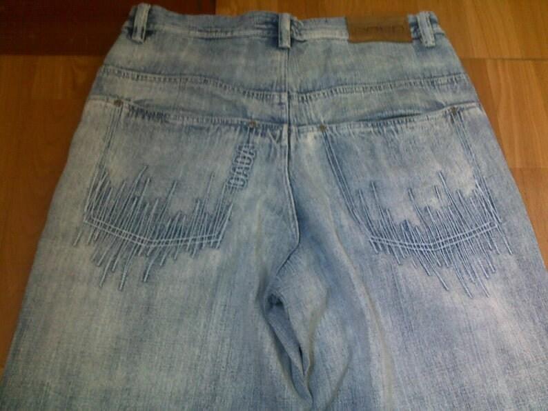 Damani Hip 34 Hop Dada Baggy SchoolOgGangsta W JeansVintage ShirtOld 90s RapStreetwearSize Clothing1990s 45RAjL