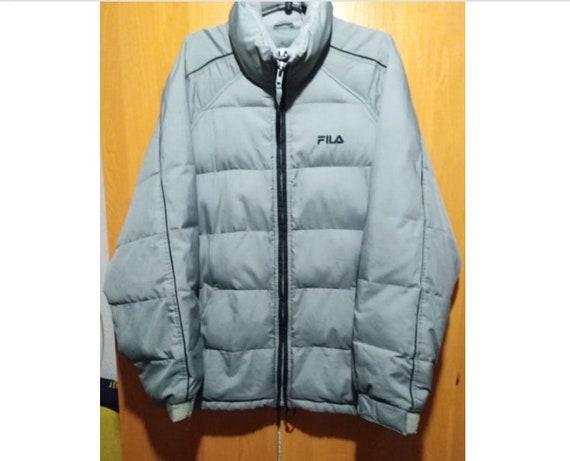 Vintage FILA 90s Puffer Jacket FILA