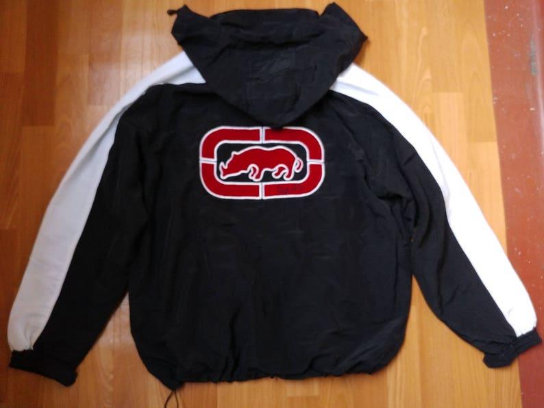 6e567b73255 ECKO UNLTD jacket vintage Ecko jacket of 90s hip-hop | Etsy