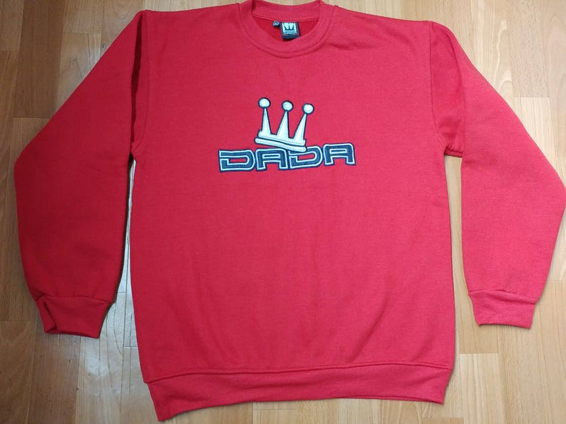 66a564035d37 Dada Supreme sweatshirt vintage Damani shirt of 90s hip-hop   Etsy