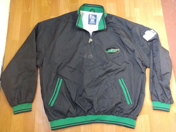 Chaqueta NFL New York Jets, Cazadora Pro Player, fútbol, 90s ropa hip hop, chaqueta de la década de 1990 hip hop, gangsta rap, og, nwa, tamaño XXL 2XL