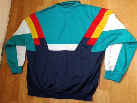 Veste Hip Hop Zip Bleu Adidas Fluo Tu1uwq Vintage Jogging Vert qxHFpqS 527ad149000