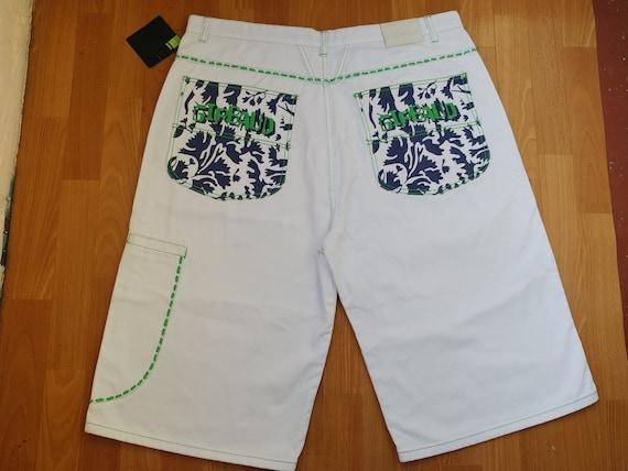Marithe Francois Girbaud jeans shorts, deadstock v