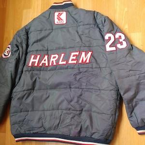Karl Kani jacket wit Brooklyn bommenwerper vintage hiphop | Etsy