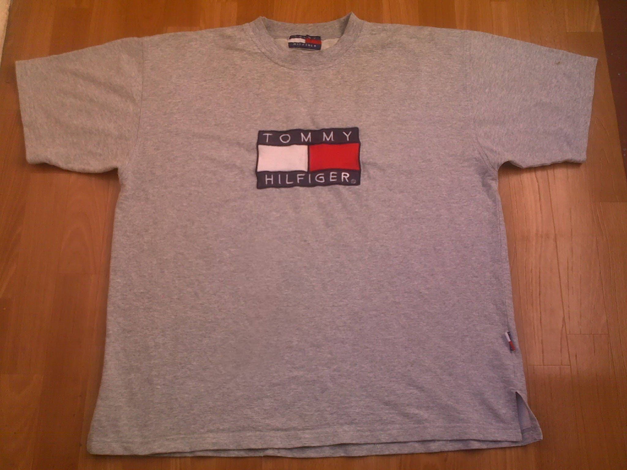old tommy hilfiger shirts