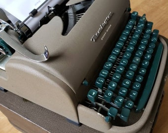Red /& Black Ribbons Adler Princess 300 Typewriter Ribbons Combo Pack