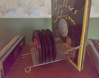 Record holder, Lp, vinyl older, record player, 45's