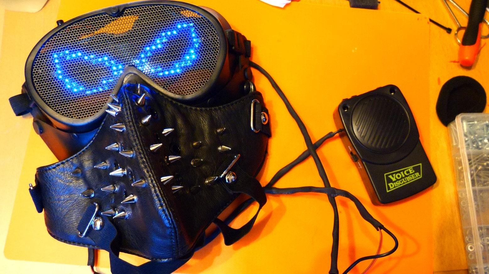 Voice Modifier Changer Halloween Accessory