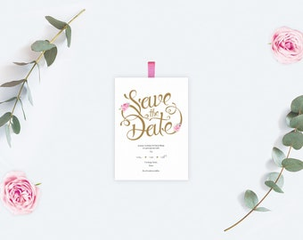 Save the Dates, Pink