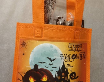 Faerytails Halloween selection treat bag. Wheat free dog treats.