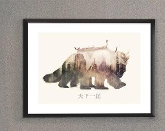 Avatar the last airbender | Etsy