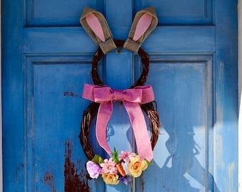 The Hoppy Easter Wreath