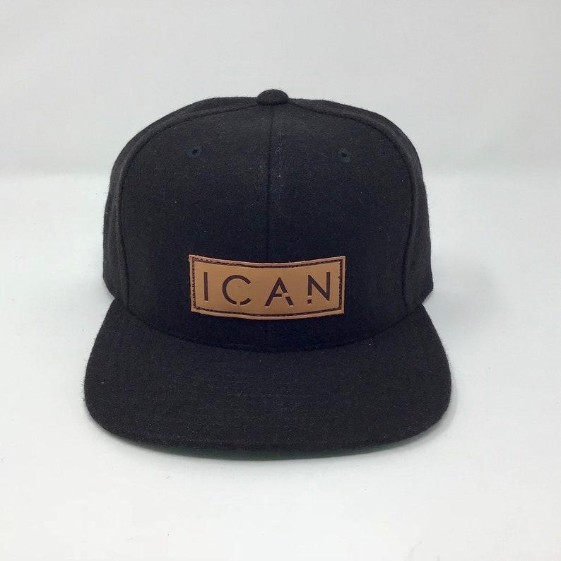 b2cfc7ec27f9 ICAN Wool Felt Baseball Cap Free local LA Pickup | Etsy