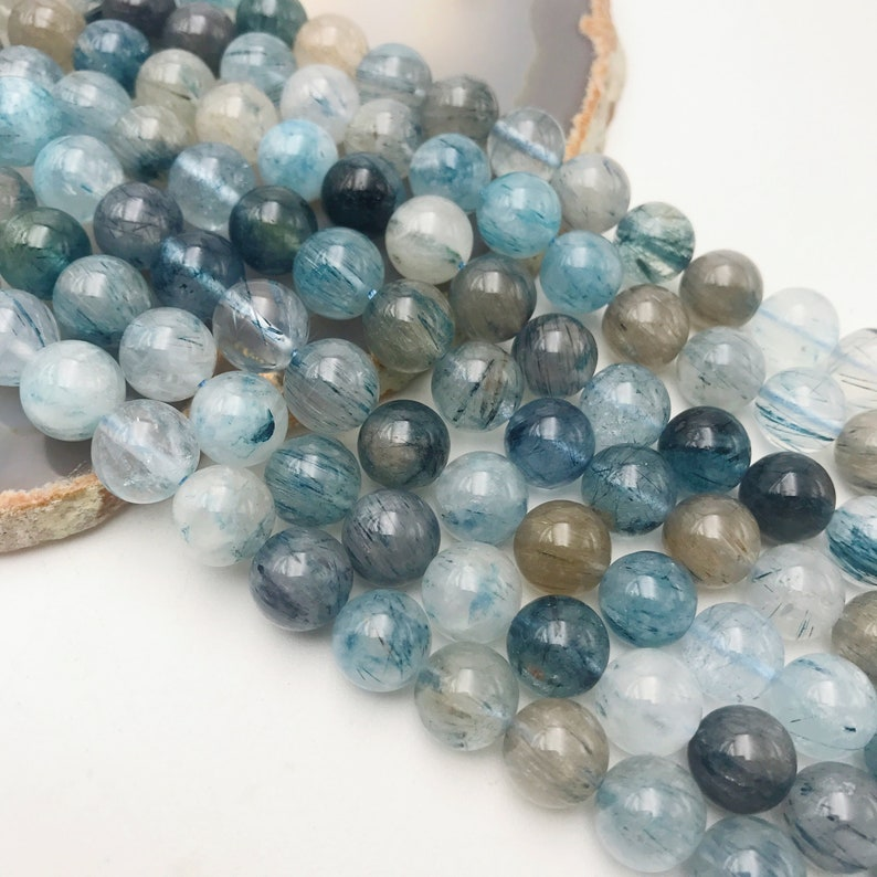 Nice Matte Chrysoprase Round Loose Beads 15.5/'/' Long Size:4mm//6mm//8mm//10mm