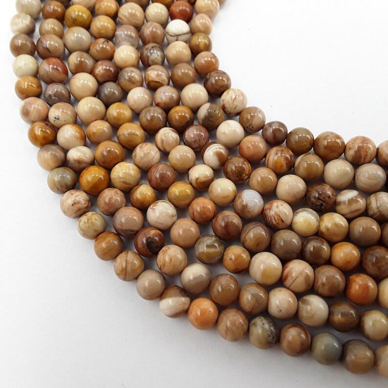 Larvikite Labradorite Smooth Round Loose Beads 15.5/'/' Long Size 6mm//8mm//10mm