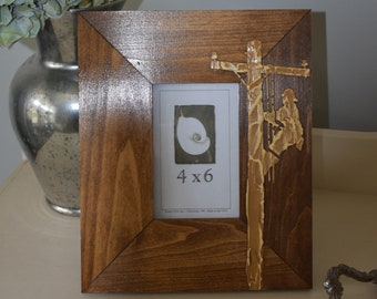 4x6 Lineman Picture Frame