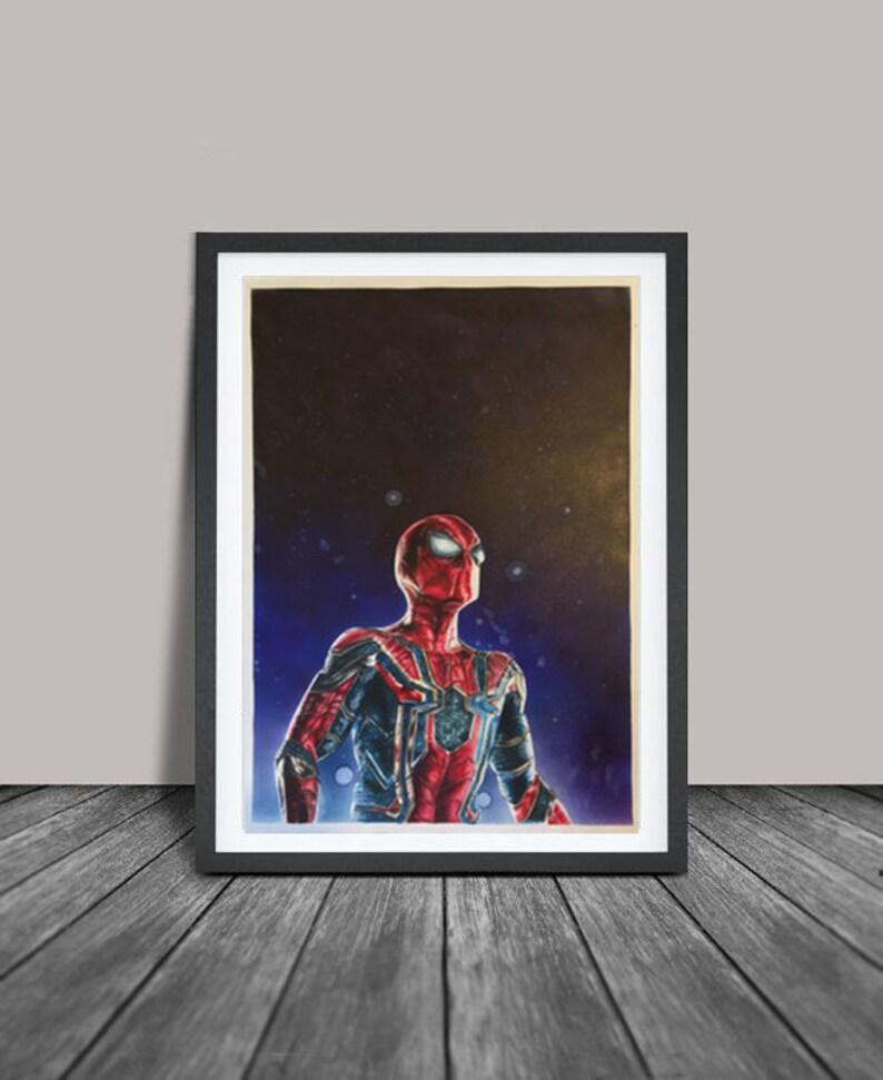 Iron-SpiderMan Print
