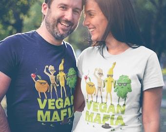 The Vegan Mafia Crew – Official Shirt