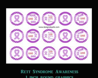 rett syndrome etsy