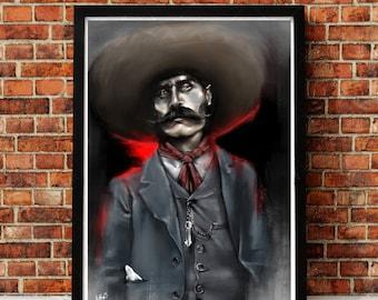 """Zapata 13"""" x 19"""""""