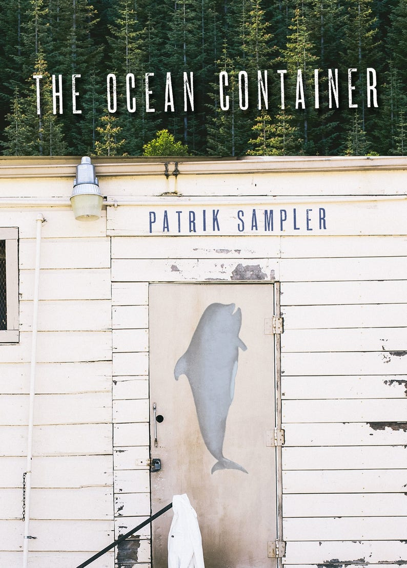 The Ocean Container paperback book image 0