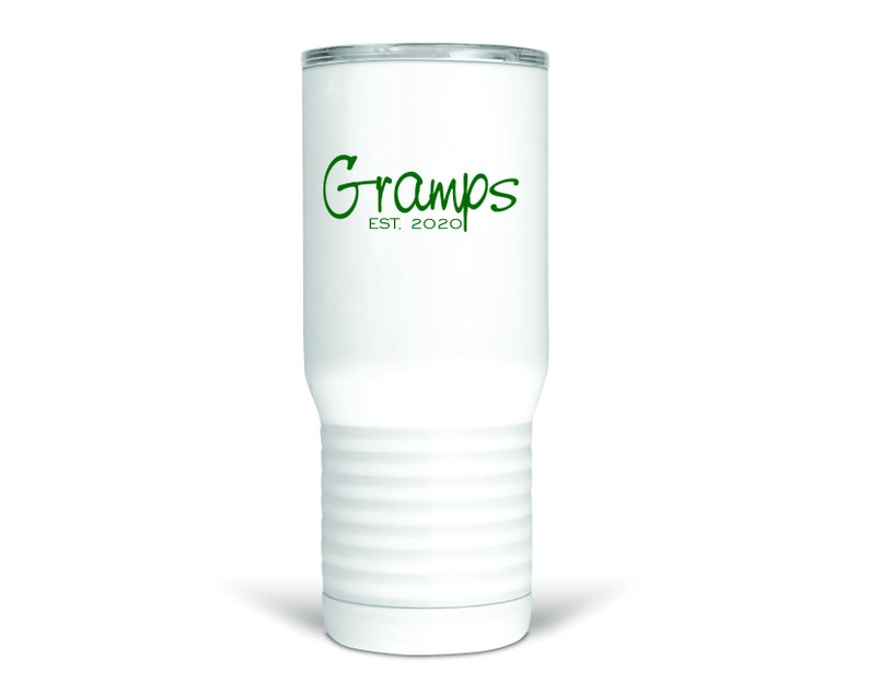 Father/'s Day Gift 20oz Grandpa Stainless Steel Tumbler