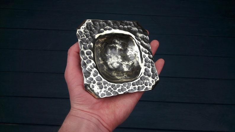 bronze 19th anniversary gift for him Bronze ring bowl 19th anniversary gift Bronze ring dish for 19 year 19th anniversary gift for her