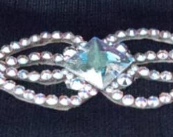 Swarvoski Diamond Centre Bracelet