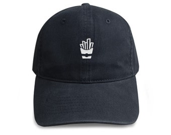 French Fries Embroidered Dad Baseball Caps Baseball Hat Cotton Unisex Size  Hats Pinterest Tumblr 9b7e59f2f770