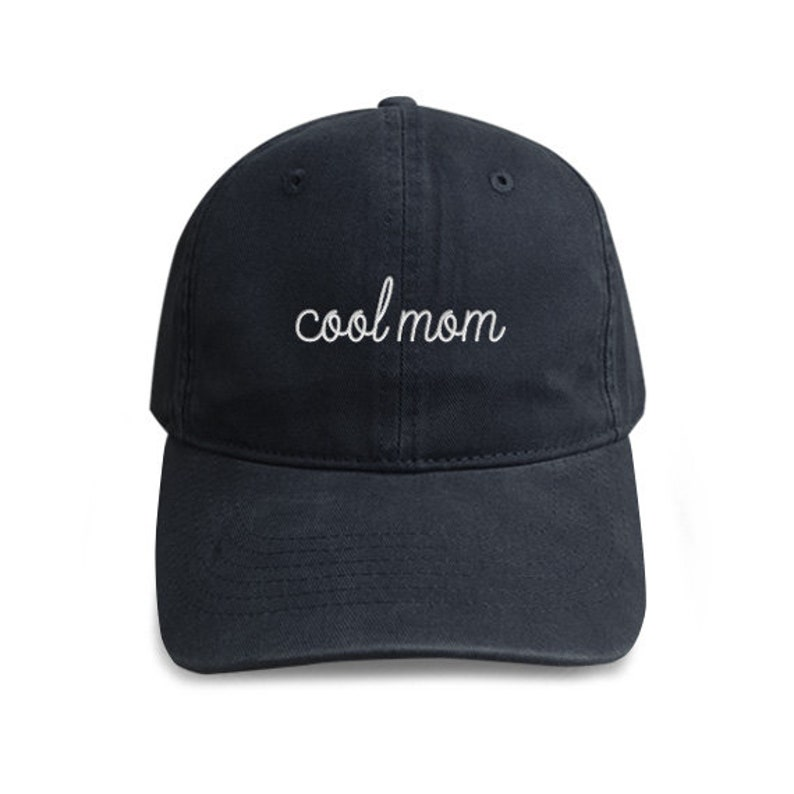 Cool Mom Embroidered Baseball Caps Mother Baseball Hat Cotton  2212d62bd23
