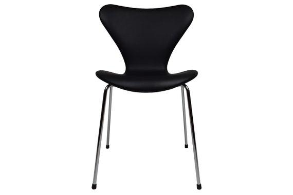 Arne Jacobsen 3107 Dining Chair High Quality Silk Aniline Etsy