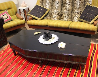 SALE! Coffin coffee table
