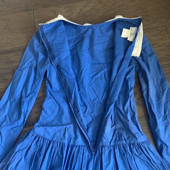 Vintage Gunne Sax Dress, Vintage Jessica McClinto… - image 5